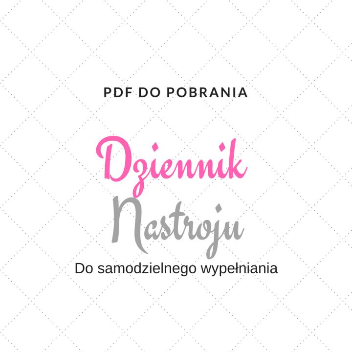 PDF do pobrania – DziennikNastroju